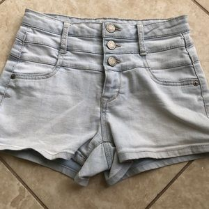 Tokyo Darling High Waisted Shorts Size 00